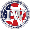 Logo- Iron workers local 111